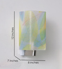 San Rafael Wall Light in Multicolour by CasaCraft