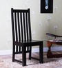 Oroville Dining Chair in Espresso Walnut Finish by Woodsworth