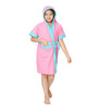 Sand Dune Pink 08 Years Girls Bathrobe