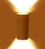 Santa Fe Wall Light in Transparent by CasaCraft