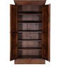Dunwich Wardrobe in Provincial Teak Finish by Amberville