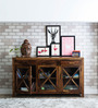 Fife Sideboard in Provincial Teak Finish by Woodsworth