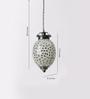 Sarga Ceiling Lamp in White by Mudramark