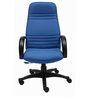 Saturn High Back Ergonomic Chair in Blue Colour by Starshine