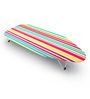 Savera Stripes Mild Steel Ironing Board