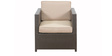 Scarlet Outdoor Sofa Set (2S + 1S + 1S + CT) by Royal Oak