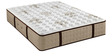 Serene 5 Inch Thickness King-Size Bonnel Spring Mattress by Sleep Innovation