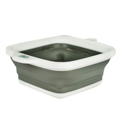 Seven Seas Blue Square Colander with Ears