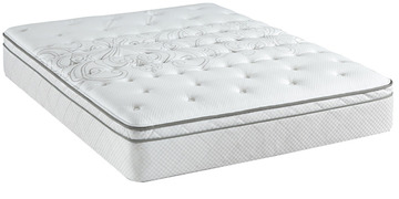 Serene ET 12 Inch Thickness Queen-Size Bonnel Spring Mattress By Sleep Innovation