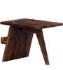 Cassville End Table in Provincial Teak Finish by Woodsworth