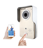 Semantic Intelligence Networks Metal 6 x 6 x 7 Inch Wi-Fi Door Phone with Wi-Fi Bell