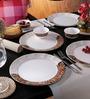 Servewell Dora Tribal Paisley Melamine Dinner Set - Set of 18