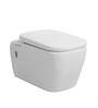 Sestones Febe Wall Hung White Water Closet