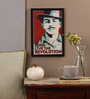 Seven Rays Glass, Fibre & Paper 8 x 1 x 12 Inch Bhagat Singh Long Live The Revolution Framed Poster