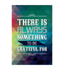 Seven Rays Paper 12 x 1 x 18 Inch Grateful Unframed Poster
