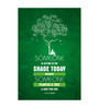 Seven Rays Paper 12 x 1 x 18 Inch Planted Tree Unframed Poster