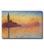 Seven Rays Multicolour MDF Sunset In Venice Fridge Magnet