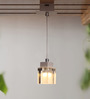 Mauricio Pendant in White by CasaCraft