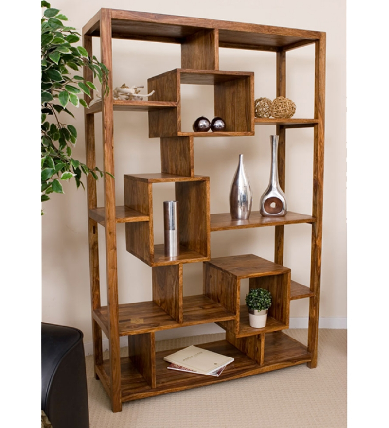 Cinnamon Modern Display Unit By Mudramark Online