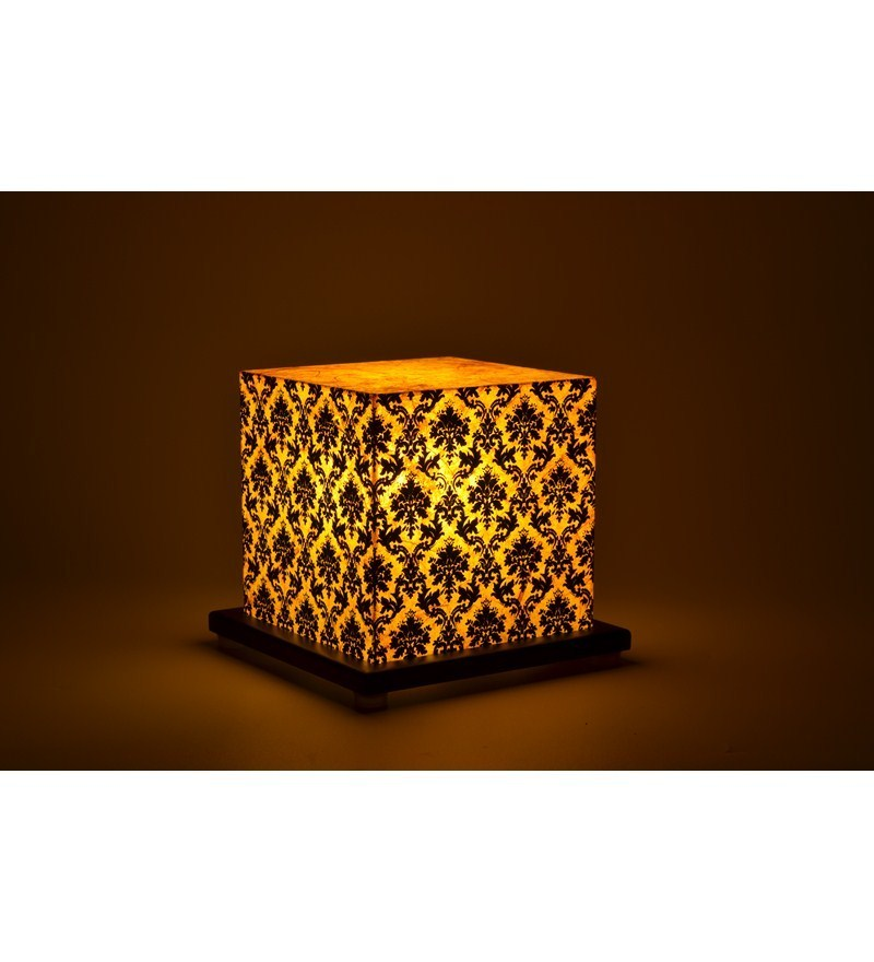 ... Paisley passion Table Lamp Online - Modern - Table Lamps - Pepperfry