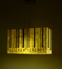 Shady Ideas Bar Kode Suspension Light