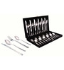Shapes Lynex Stainless Steel 24-piece Cutlery Set