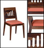 Denali Solid Wood Four Seater Dining Set in Provincial Teak Finish by Woodsworth