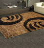 Rosa Polyester Area Rug by Casacraft