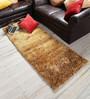 Shobha Woollens Honey Polyester Runner