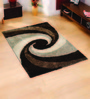 Isa Polyester Area Rug by Casacraft