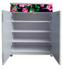 Shoe Rack with Rosy Rose by BigSmile