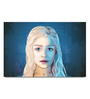 Shop Mantra Paper 19 x 13 Inch Khaleesi Painting Portrait Unframed Laminated Poster