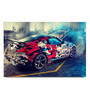 Shop Mantra Paper 19 x 13 Inch Nismo Car Unframed Laminated Poster