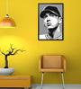 Shop Mantra Wooden 13 x 1 x 19 Inch Eminem Polygon Art Framed Poster