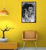 Shop Mantra Wooden 13 x 1 x 19 Inch Michael Jackson Sketching Fan Art Framed Poster