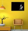 Shop Mantra Wooden 19 x 1 x 13 Inch Bruce Lee Framed Poster
