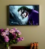 Shop Mantra MDF 19 x 13 Inch Joker Dark Knight Laminated & Durable Framed Poster