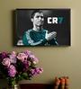 Shop Mantra MDF 19 x 13 Inch Ronaldo Cr7 Laminated Framed Poster