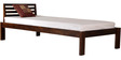 Winona Single Bed in Provincial Teak Finish by Woodsworth