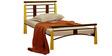 Single Bed by FurnitureKraft
