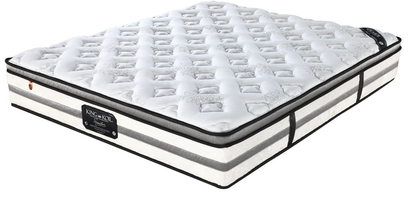 Signature King-Size Mattress by King Koil