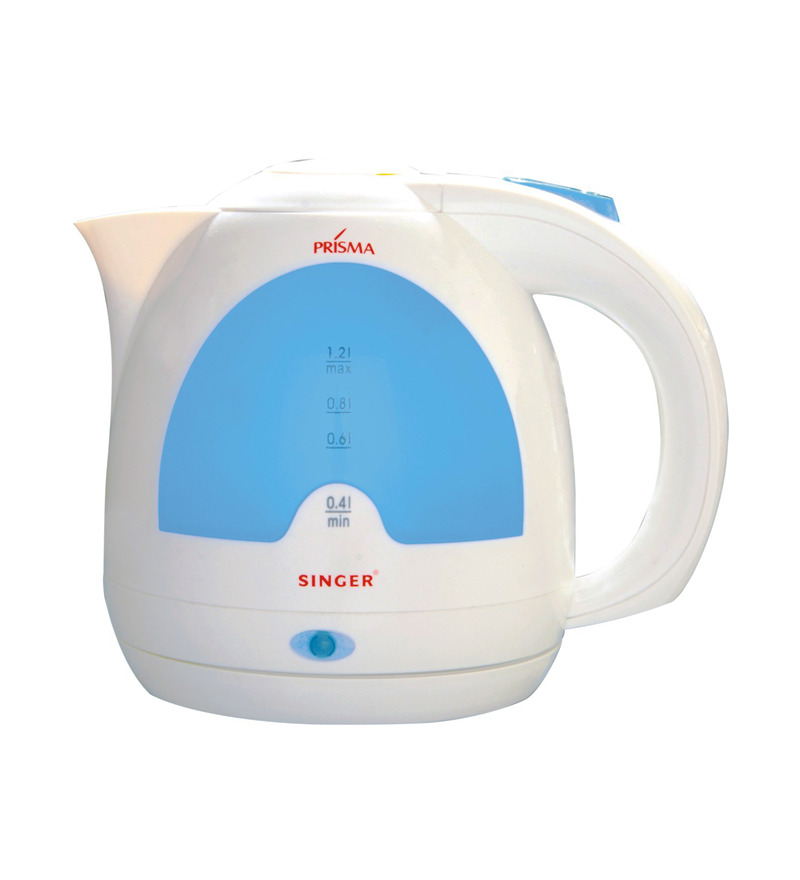 Singer KT11  Electric Kettle 1.2L  available at Pepperfry for Rs.1059
