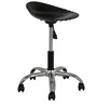 Simo Bar Stool In Black Color By The Furniture Store