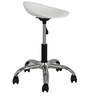 Simo Bar Stool In White Color By The Furniture Store