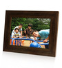 Snap Galaxy Brown Bamboo 5 x 7 Inch Single Picture Frame
