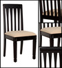 Toeni Six Seater Dining Set in Espresso Walnut Finish by Amberville