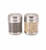 Sizzle Clear 850 ML Container - Set of 2