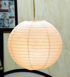 Skycandle White Paper Paper Lantern