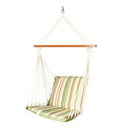 Sky Swing with Low Green Stripes by Slack Jack