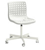 Skalberg Chair in White Colour by Tezerac